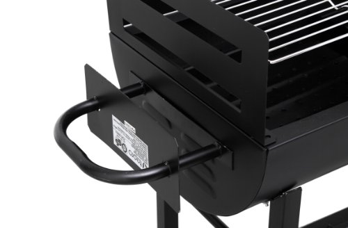 Tepro 1037″Detroit Barbecue a carbonella con trolley - 8