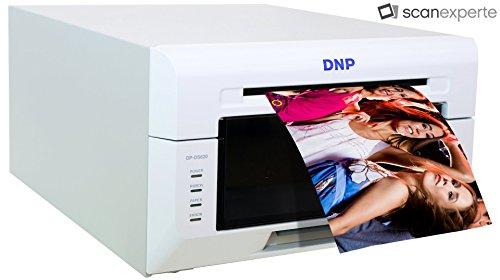 FOTODRUCKER MIETEN 1 WOCHE, DNP DS 620 Thermosublimation Fotoprinter mieten, 10x15 cm, 13x18 cm, 15x15 cm uva. Formate, Fotodirektdruck in brillianter Bildqualität, max. 600x300 dpi