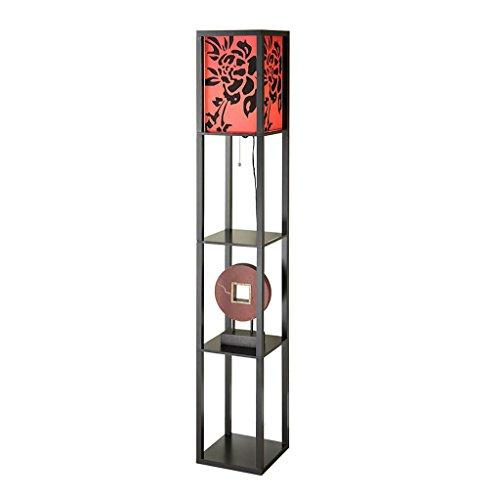 Brett-patch Langes (Stehlampe Modern Minimalistisch Holz Wohnzimmer Schlafzimmer Restaurant Cafe Clubhouse Vertikale Tischlampe Tischlampe Standleuchten)