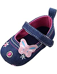 Amazon.co.uk  Baby Shoes  Shoes   Bags  Baby Girls 6194bce10ab7