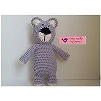 Handgemachter Teddy in Wunschfarbe