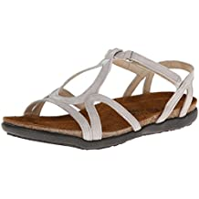 Naot Womens Dorith Leather Sandals