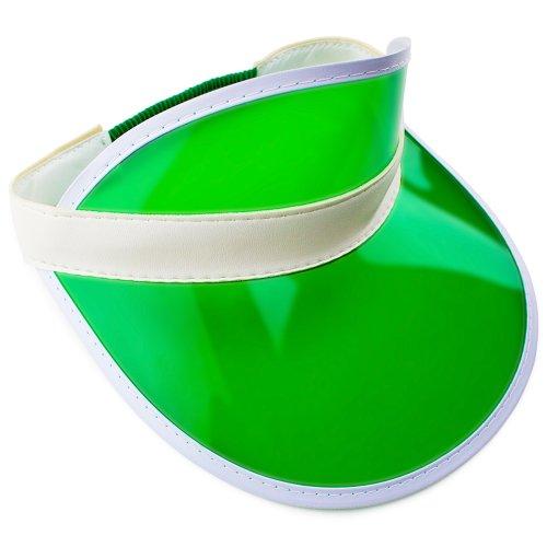 Brybelly Visier im Casino-Stil, offizielles Produkt, Grün