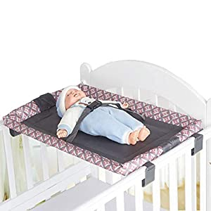 Soft Changing Pad Cover - Cradle Sheet Unisex Change Table Sheets for Baby Girls and Boys   2