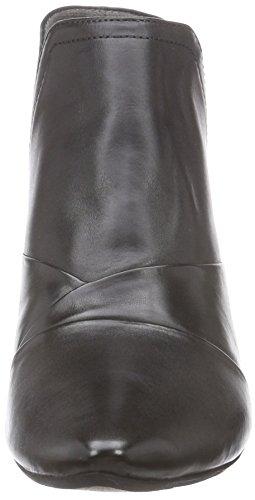 Marc ShoesMarita - Stivali classici imbottiti a gamba corta donna Nero (Schwarz (black 100))