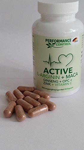 Performance Control ACTIVE Potenzmittel - 4