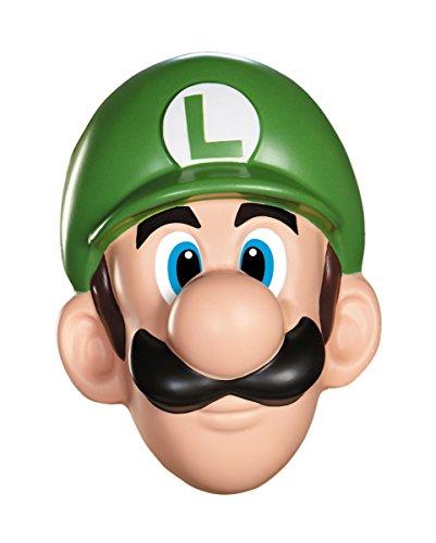 Nintendo Super Mario Maske Luigi für (Mario Maske)