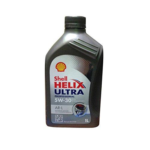 Shell 1275001 HELIX ULTRA PROFESSIONAL AR-L 5W30 Huile Moteur, 1L pas cher