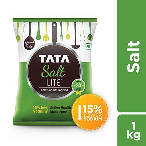 Tata Salt Lite, Low Sodium, 1kg