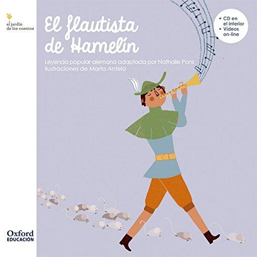 El flautista de Hamelín (El Jardín de Los Libros)