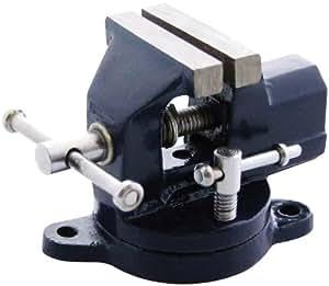 Am-Tech Étau rotatif pour table 50 mm
