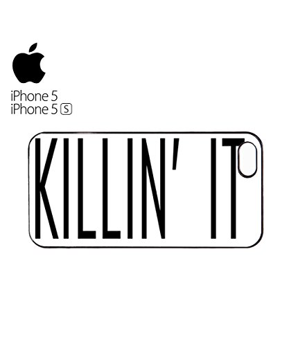 Killin` Killing It Bro Fresh ASAP Mobile Cell Phone Case Cover iPhone 6 Black Blanc