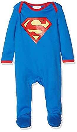 Super Baby - Pigiama, bimbo, Blu (Blue), 0-3 mesi
