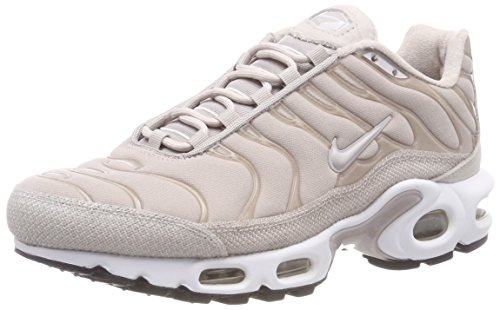 Nike Air Max Plus PRM, Zapatillas de Gimnasia para Mujer, Rosa (Moon Particle/Black/White/Moon Particle 200), 38 EU
