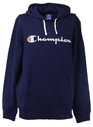 Champion Hoody 211265 Navy Größe: XL Farbe: Navy (Sweatshirt Navy Champions Hoody)