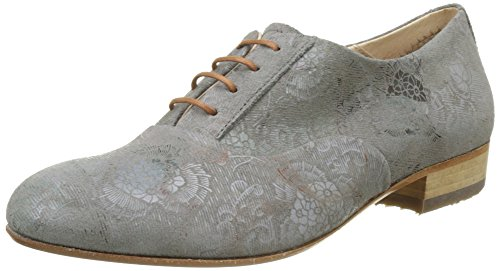 Neosens S548 Fantasy Floral Grey Sultana, Chaussures Derby Femme Gris (Floral Grey)