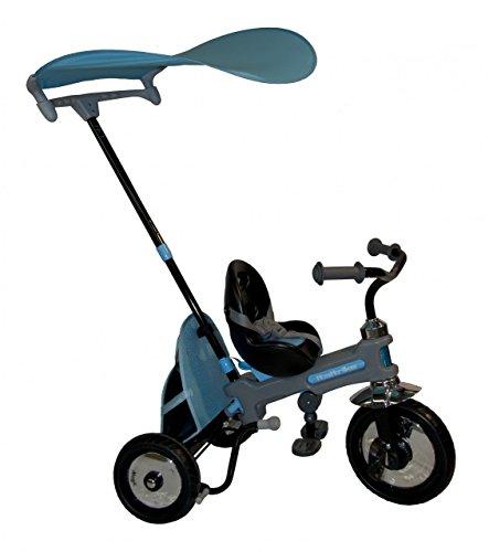Vidaxl - 400091 - Tricycle pour les Petits Enfants - Azzurro - Bleu