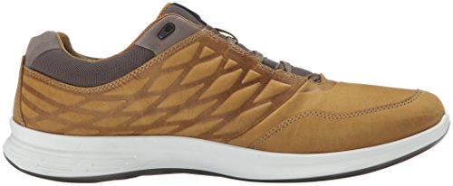 Ecco Exceed, Chaussures Multisport Outdoor Homme, Various Jaune (DRIED TOBACCO02424)