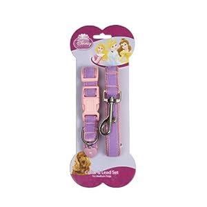 Disney-Princess-Collar-and-Lead-Set