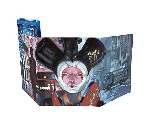Ghost In The Shell Graphic Art Collection
