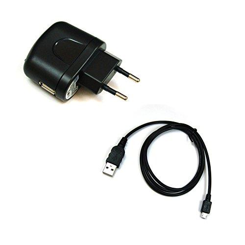 BG akku24caricabatterie e cavo di ricarica, cavo dati, cavo USB per Nikon Coolpix A900, B700, S33, S5300, S9600, S9700, S9900, S810C, S6800, S7000, AW120, AW130, P340, P600, P610, P900-UC-E21