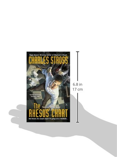Book's Cover of The Rhesus Chart