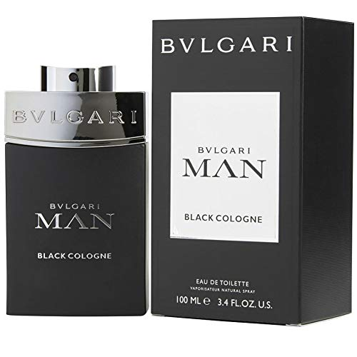 PARFÜM Perfume FÜR Mann BULGARI Bvlgari Man Black Cologne Pour Homme 100 ML EDT 3,4 oz 100ML Men EAU DE Toilette Spray 100% Original - Bulgari Parfums Männer,