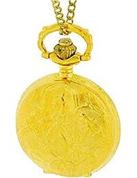Philip Mercier NFP13A - Reloj de bolsillo , correa de metal color dorado