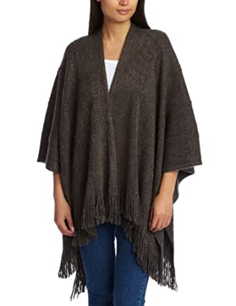 Pia Rossini Adelaide Women's Wrap Charcoal One Size