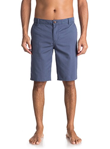 Quiksilver Everyday - Chino Shorts for Men - Chino-Shorts - Männer - 38 - Blau Everyday Chino