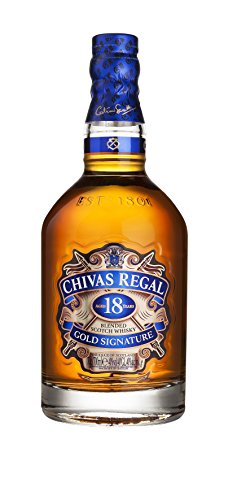 Chivas Regal 18 Años Whisky Escocés - 700 ml