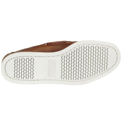 Sebago  Docksides, Chaussures bateau homme Multicolore (Brown/White)