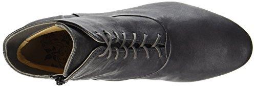 Think Guad, Stivali Desert Boots Donna Grigio (Vulcano 20)