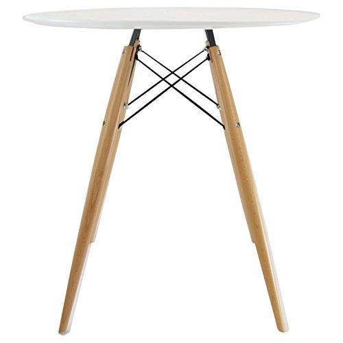 DSW Table - White, 70cm