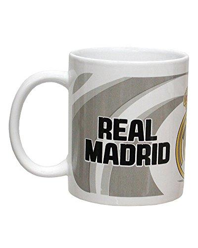REAL MADRID CF® Taza de 300 ml. de Cerámica en Caja