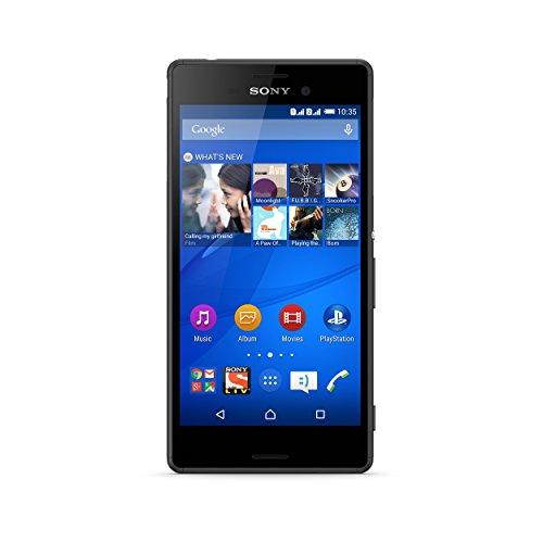 Sony Xperia M4 Aqua Dual (Black, 16GB) image
