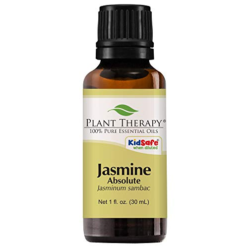 Jasmine Absolute Essential Oil. 30 ml (1 oz) 100% Pure, Therapeutic Grade.
