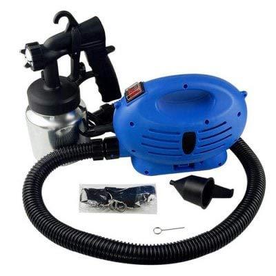 HaiMa Multifunzionale Diy Portatile Elettrico Plastica Pistola Spray-Cobalt Blue Us Spina (2-Pin)