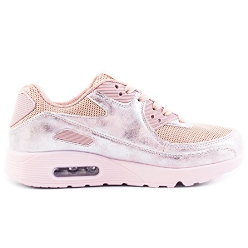 Marimo , Sneakers Basses femme Moon Pink