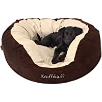 Knuffelwuff 12665 Hundebett Dooly - Größe XXXL, 125 x 115 cm sehr weich gepolstert