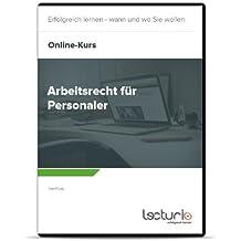 Online-Videokurs Arbeitsrecht für Personaler von Gerd Ley