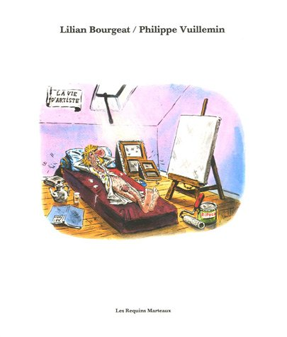 Philippe Vuillemin - La vie