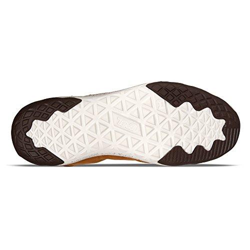 Teva Arrowood Lux Mid, Chaussures de Randonnée Hautes Homme cognac