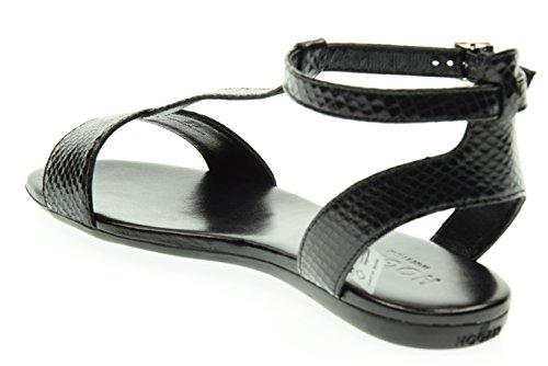 HOGAN donna sandalo HXW1330V120BV6B999 Nero