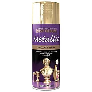 400ml Brilliant Metallic Gold