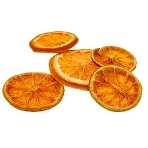 250g fette di arance essiccate per decorazioni e ghirlande for Arance essiccate decorazioni