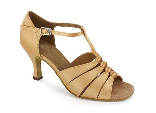 Minitoo ,  Damen Tanzschuhe Bronze