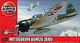 Airfix A01005 Mitsubishi Zero 1:72 Scale Series 1 Plastic Model Kit