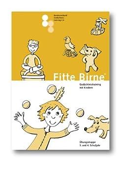 Fitte Birne -Gedächtnistraining mit Kindern
