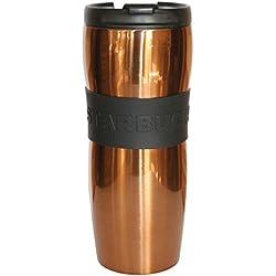 Starbucks Vaso de Taza de café Acero Inoxidable de Lucy de Cobre 12oz / 355 ML